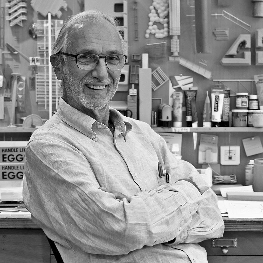 Renzo Piano - Zintek